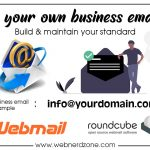 How to create Free business email ? with own domain